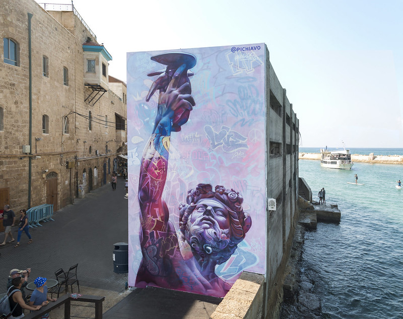 2019 Patron of Arts_Tel Aviv