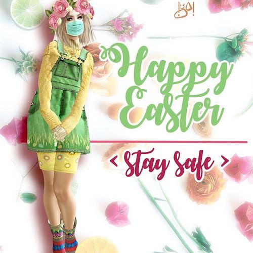 !gO! Amparo Easter - group gift