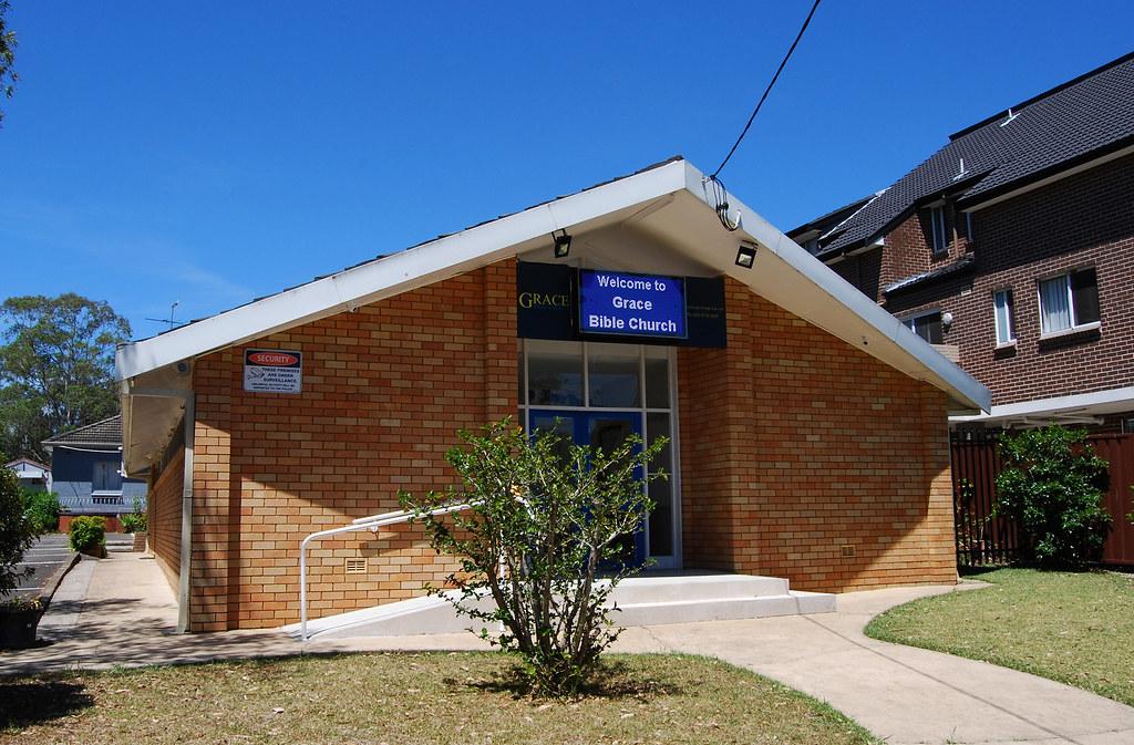 Grace Bible Church, Kingswood, Sydney, NSW.