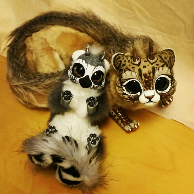 Art dolls & Custom Toys (Lilico, Oso Polar, etc) - Page 31 49752307291_96bd347109_z