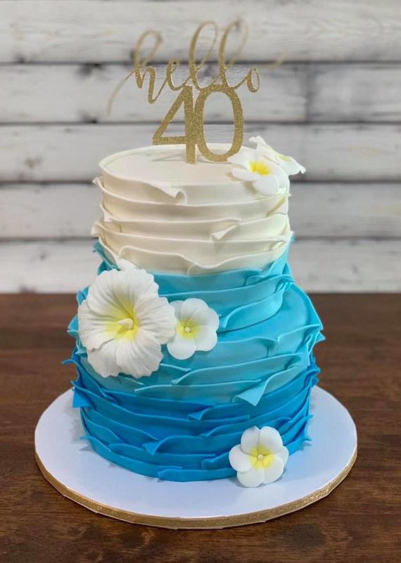 Cake by Sweet Meadows Bakery