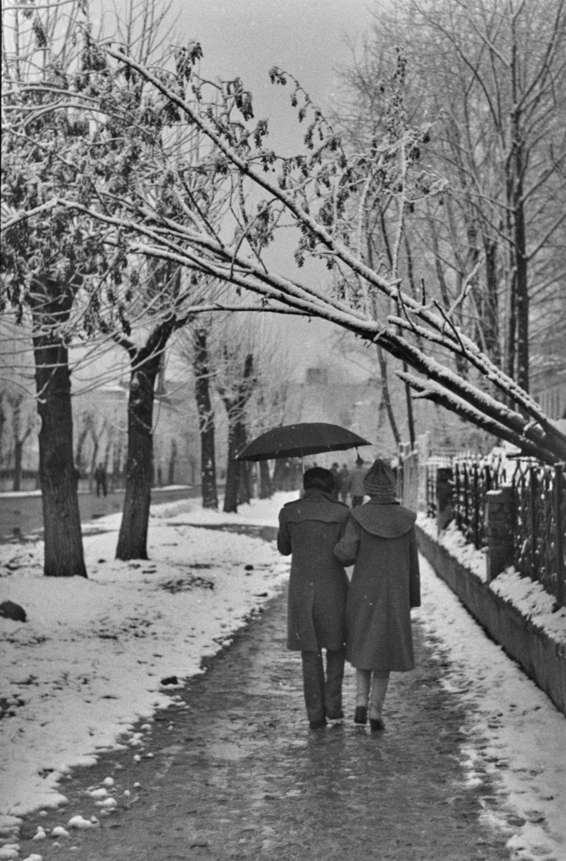 1985 First snow