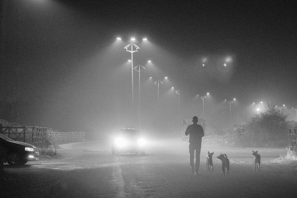 One Foggy Evening