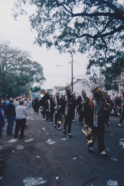 Thoth Sunday on Magazine Street 2005