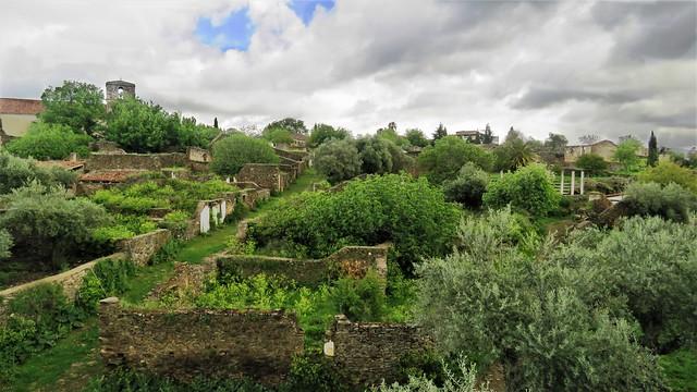 Granadilla, Cáceres, Extremadura