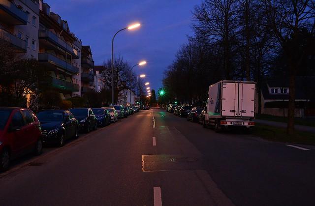 Munich - No Traffic