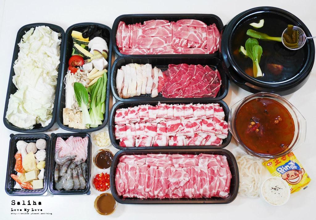 台北景美夜市餐廳推薦肉多多火鍋店好吃麻辣鍋 (3)