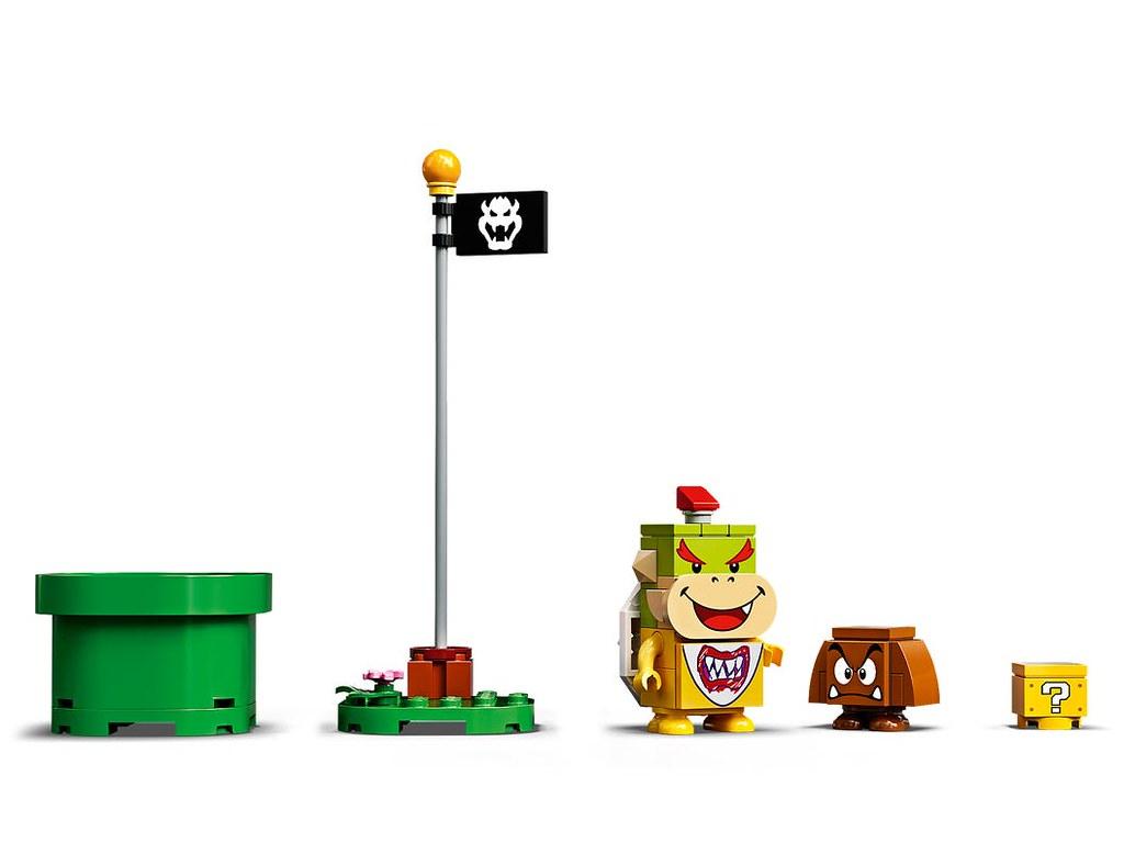 台灣預購資訊公開! LEGO 71360、71365、71369《樂高超級瑪利歐》LEGO Super Mario 更多角色現身,還有那位拼命擄走公主的大魔王~