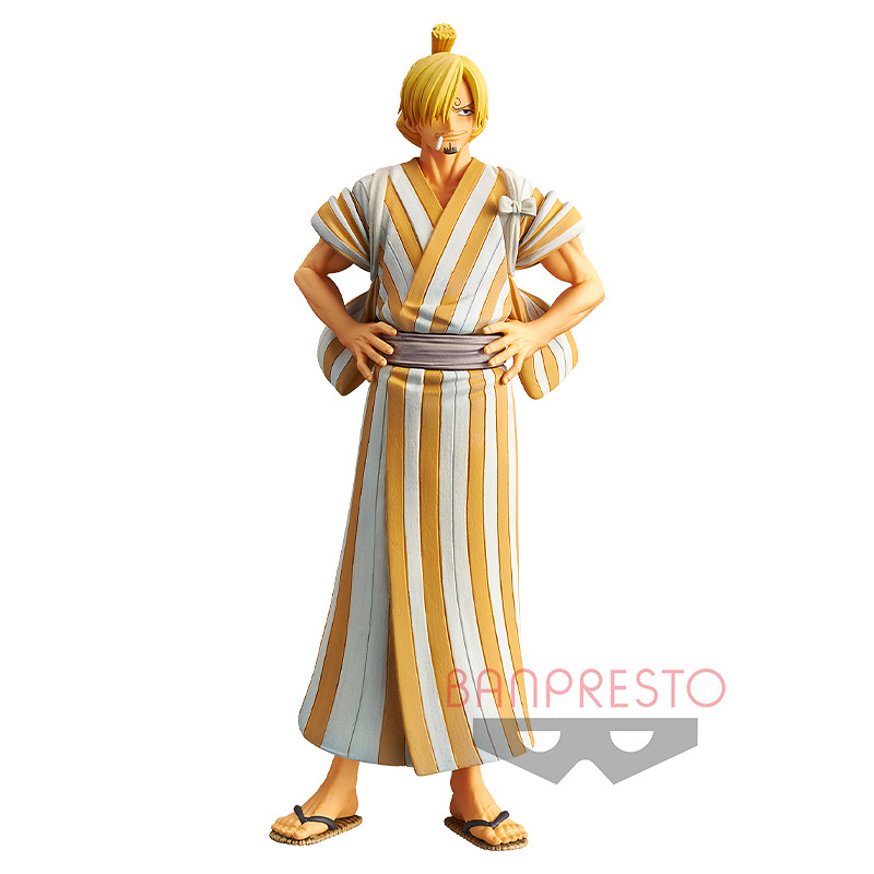 老闆,來碗蕎麥麵!BANPRESTO《ONE PIECE 航海王》DXF~THE GRANDLINE MEN~和之國 vol.5「香吉士」(ワノ国 vol.5)