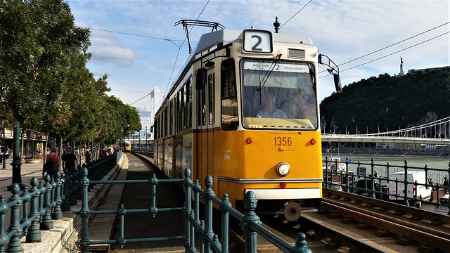 Tram Budapest