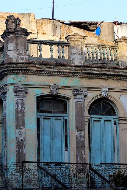 La Habana Vieja, Vanha Havanna, Rappioromantiikkaa-26