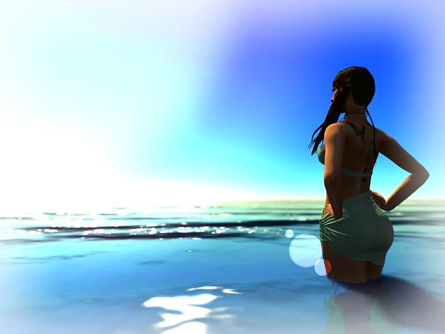 The Blue Ocean