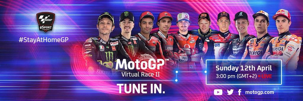 MotoGP Virtual Race II Austria