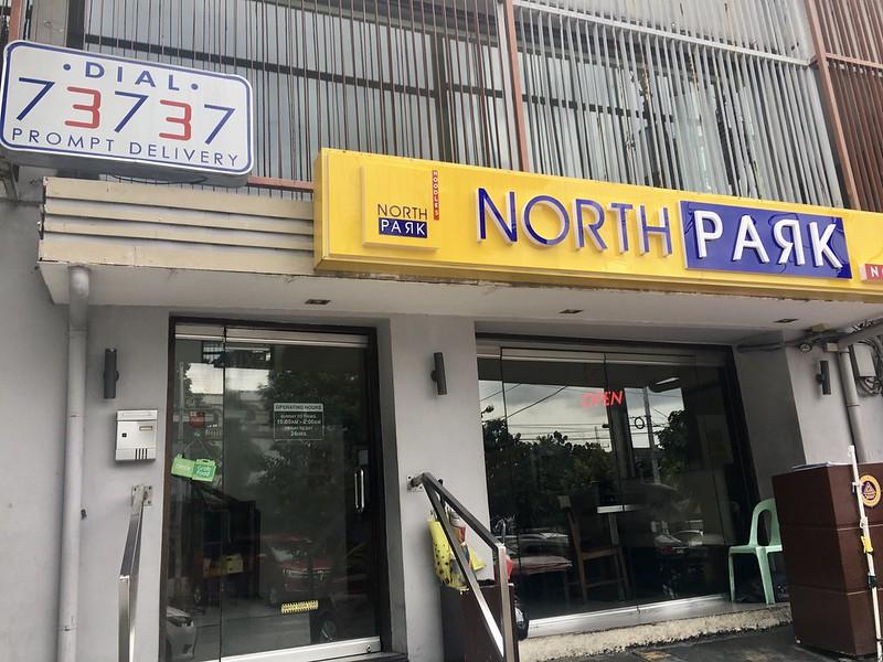North Park, Tomas Morato
