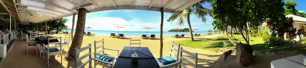 Restaurant in Sky Beach Resort Koh Mak