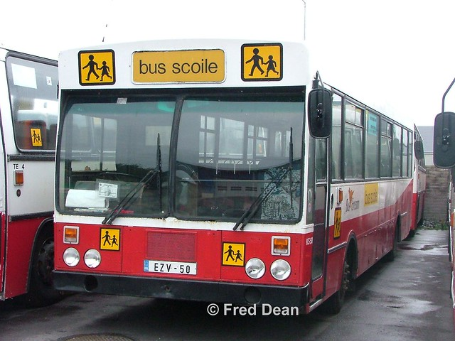 Bus Eireann KS50 (EZV50).