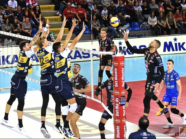volley. fipav chiude i campionati