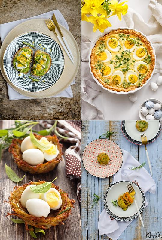 4 antipasti per Pasqua