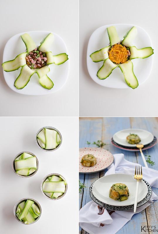 4 antipasti per Pasqua - Tortini