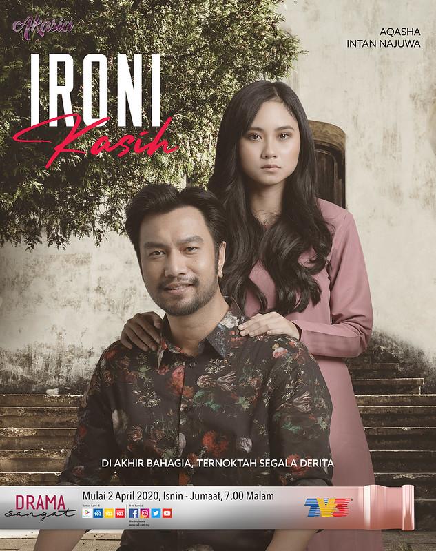 Ironi Kasih - Poster
