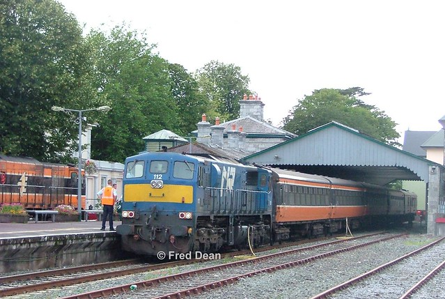 N.I.R. 112 in Killarney.