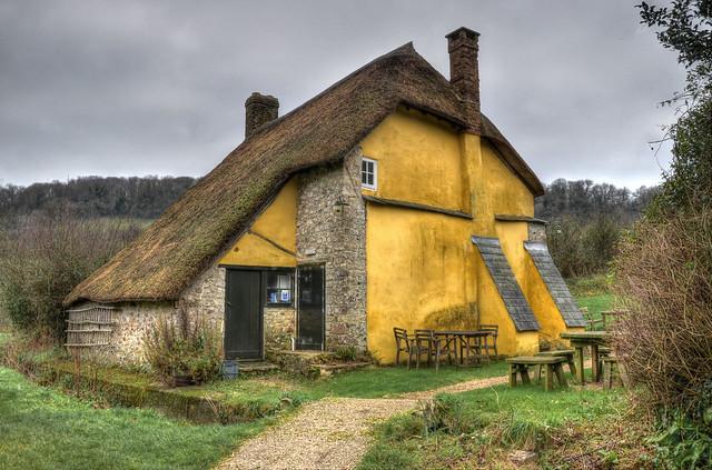 The Old Bakery, Branscombe, Devon