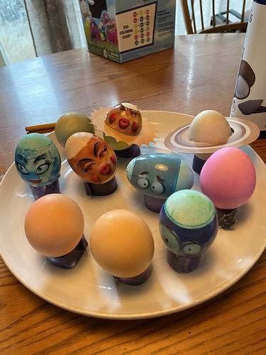 egg planets