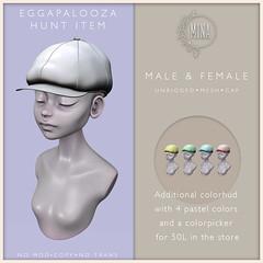 MINA - Eggapalooza