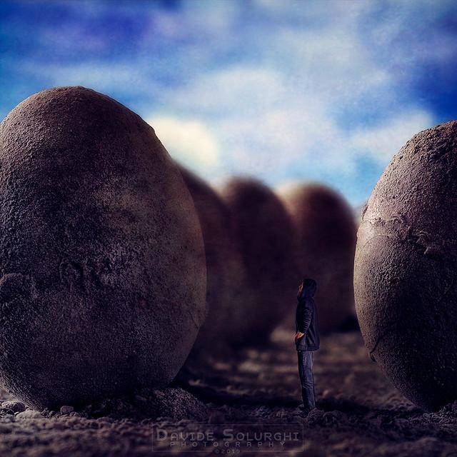 Stone Eggs