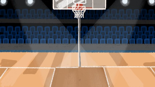 Court (Illustration)