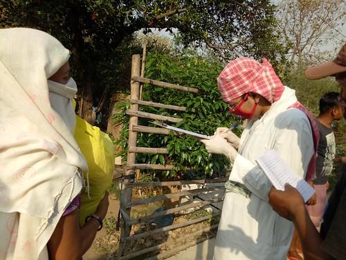 ghatshila ramakrishnamath coronaviruscovid19 reliefservices