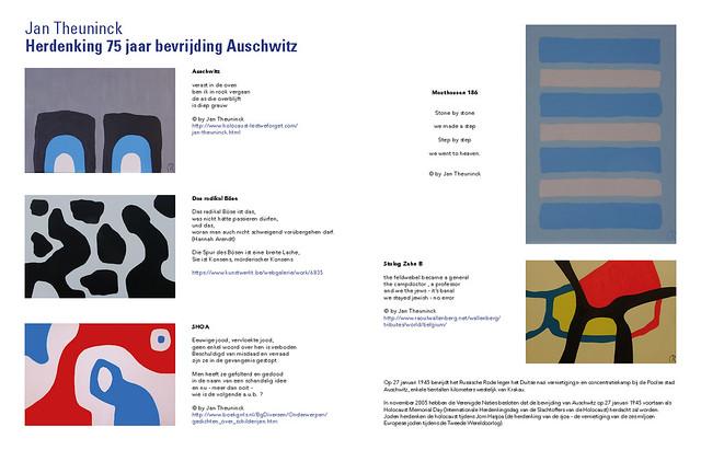 kunstmagazine Nr5  -  Jan Theuninck