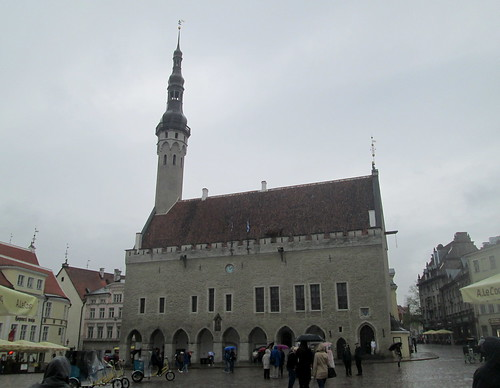 Town Hall and Square, Tallinn