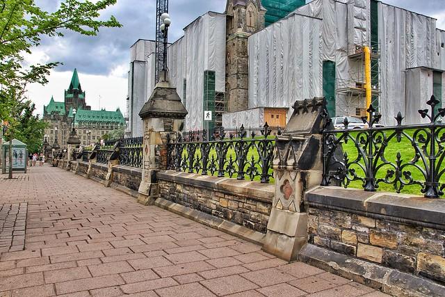 Ottawa Ontario Canada ~ Confederation Building