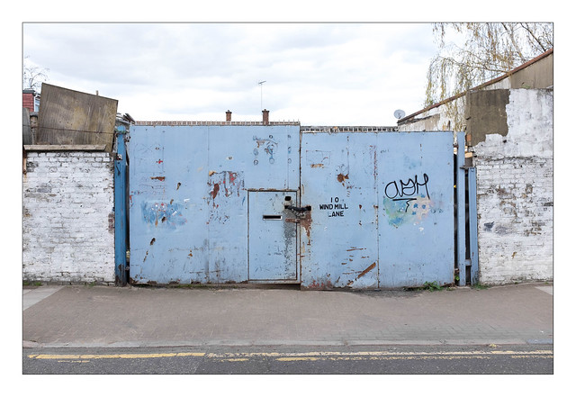 The Built Environment, Maryland, Stratford, East London, England.