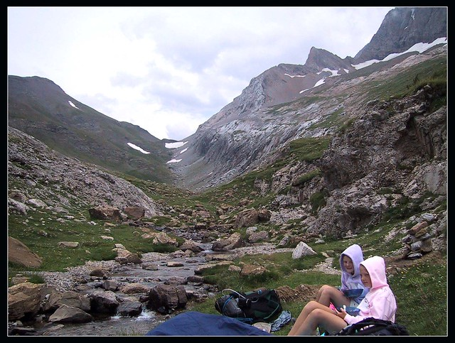 Sarah & Rebecca - Haute Pyrenees