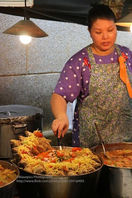 Bangkok, Chinatown, streetfood