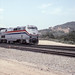 Amtrak AMD103 #811 at Cajon, CA Eastbound on 5/1/94