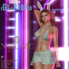 -Narcisse- Eggapalooza Sale Item