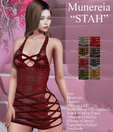 Munereia - STAH Dress