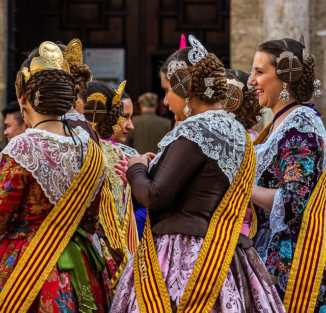 Valencia (Traditional Dress)  Valencia (Olympus OM-D EM5.2 & M.Zuiko 12-100mm F4) (1 of 1)
