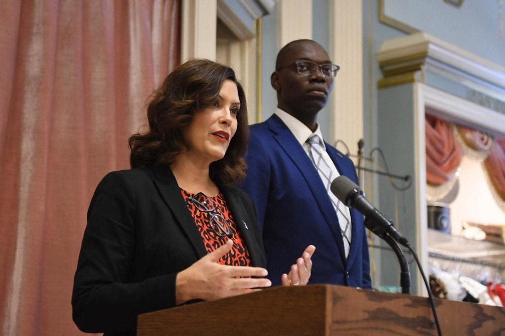 Governor Whitmer Creates Task Force on Racial Disparities
