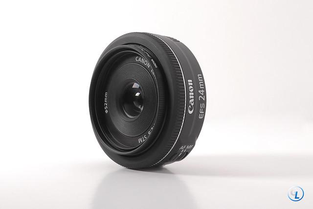 Canon EFS 24mm F2.8 STM Lens. Clean & Simple Shot.