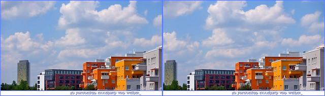 Hyper Stereo Skyline 3D