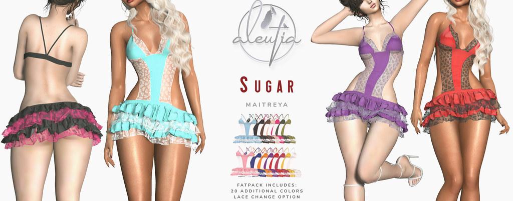 [Aleutia] Sugar @ FaMESHedX