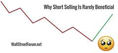 Why I Rarely Short Stocks 📉
