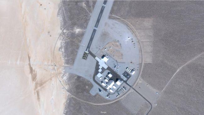 Google Earth Area 6