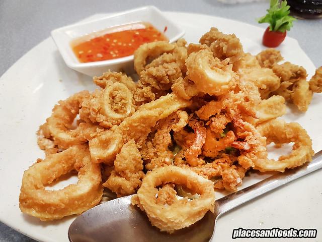 siong tong gai pork free ioi puchong salted egg squid