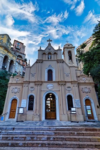 Eglise Sainte Dévote - Monaco - 3D0A4107-2_DxO