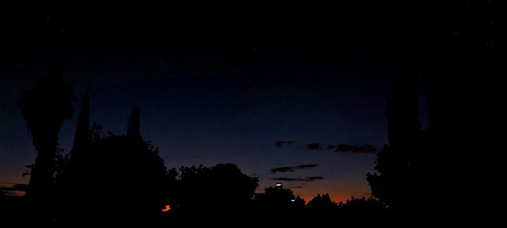 Justo Antes de la Hora Azul/Just Before Blue Hour.